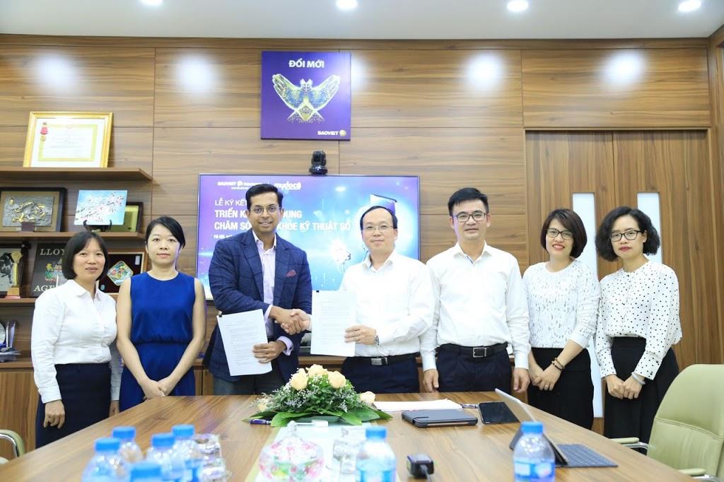 MyDoc and BaoViet signs strategic partnership to bring digital healthcare to the Vietnam population
