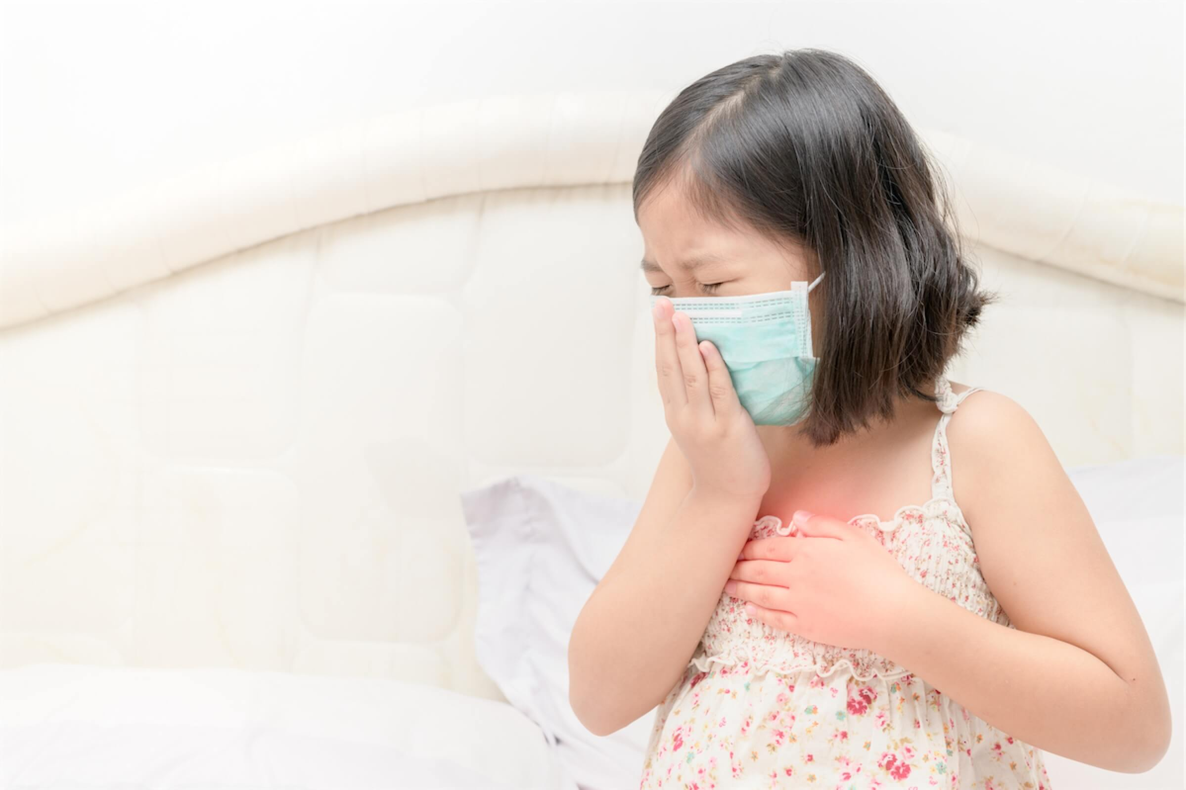 The 100 days cough: what are the symptoms and what can you do?