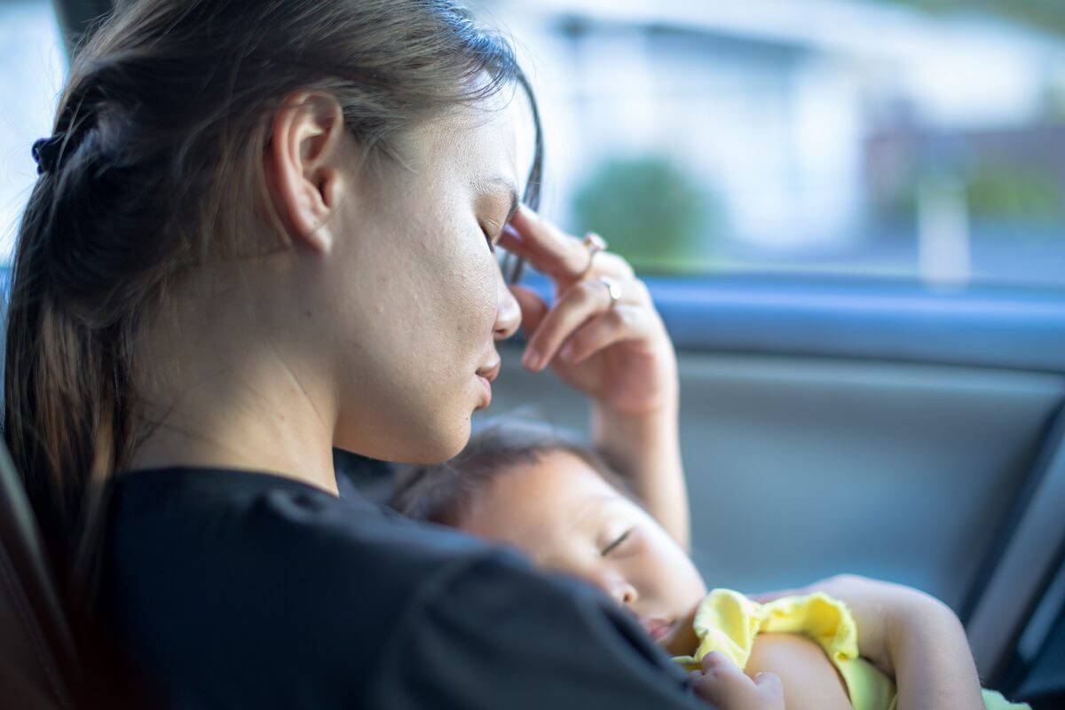 6 tips to cope with postnatal depression