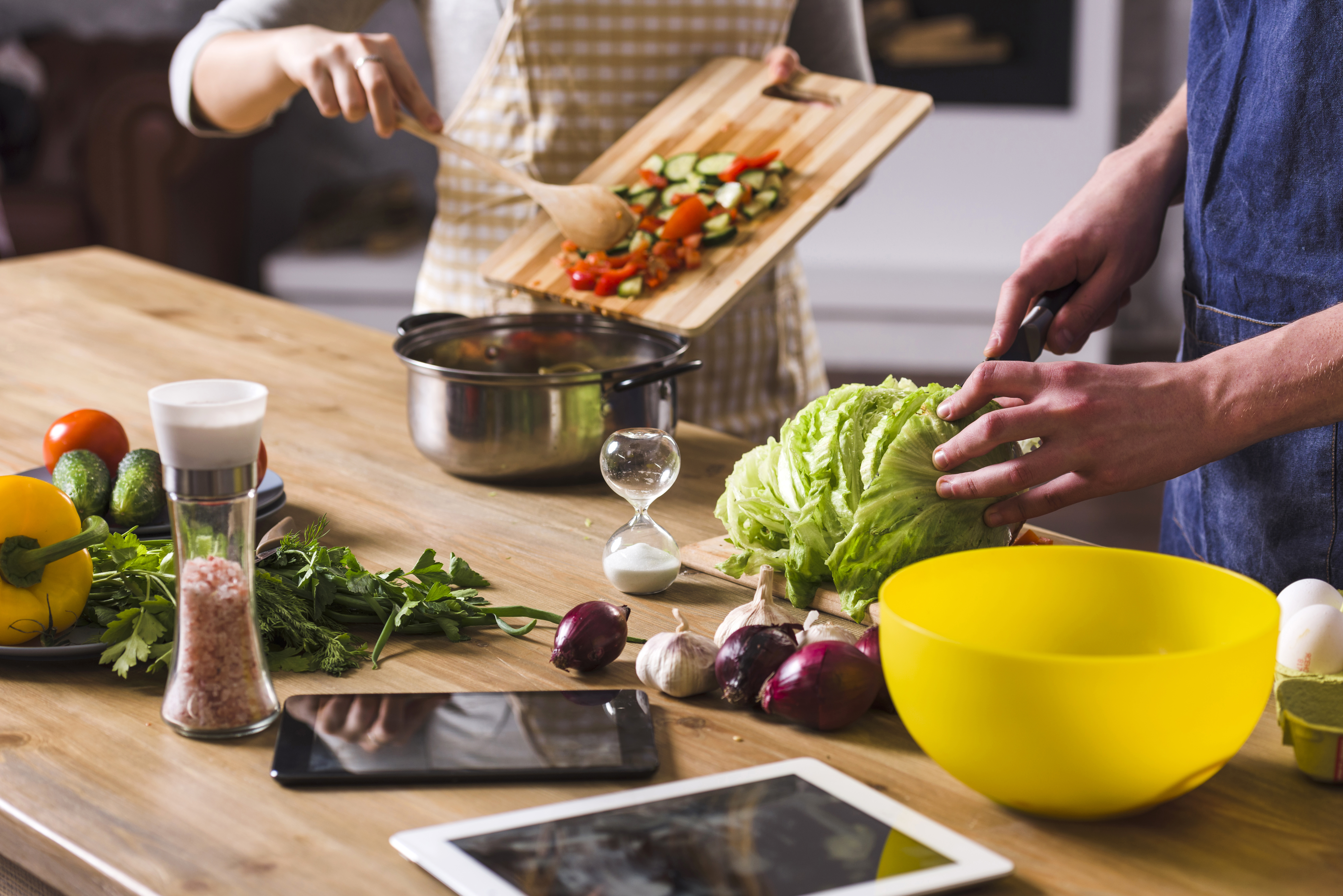 How healthy is your cooking?