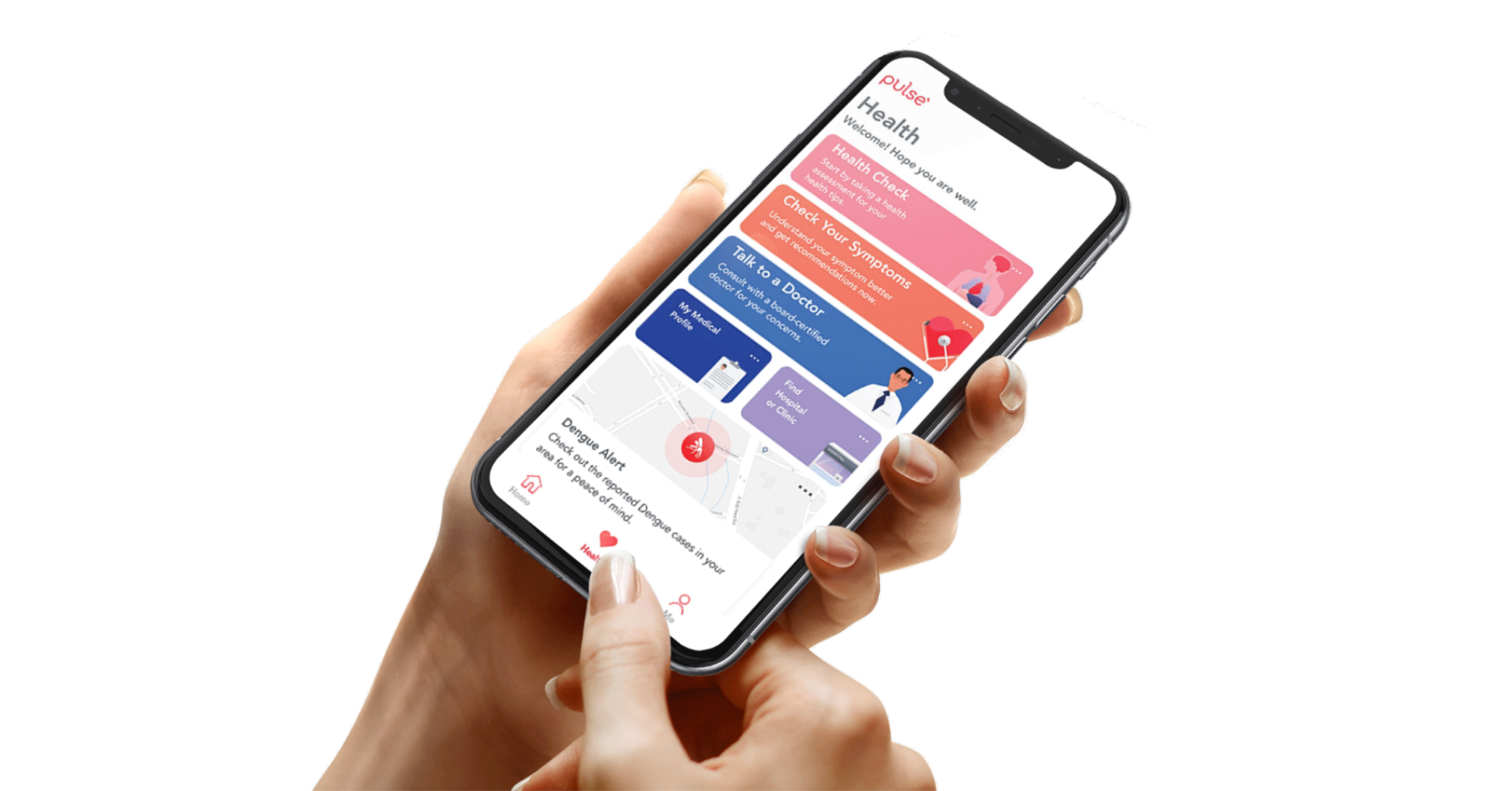 Prudential Thailand partners with MyDoc to launch telemedicine and online consultation services on Pulse by Prudential app